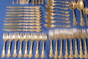 Gorham Strasbourg Sterling Silver