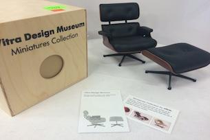 Vitra Museum Miniature Eames Design Chair
