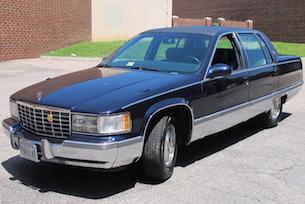 95 Cadillac Fleetwood Brougham