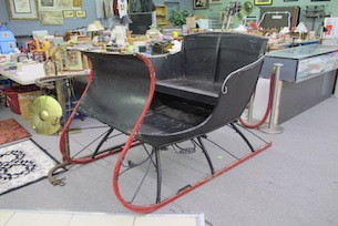 Antique Sleigh October 8th Online Auction