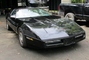 Chev Corvette for auction