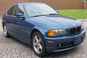 BMW 325Ci  Auction Richmond VA
