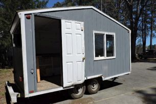 Concession Trailer auction