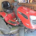 Ashland tractor