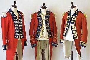 Turn Washington's Spies Redcoats #turnamc