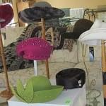 Designer hats Louis vuiton online auction