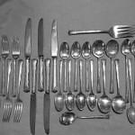 Gorham sterling flatware