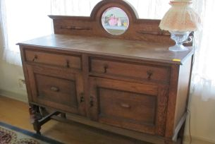 Jacobean Oak Sept 25th online auction