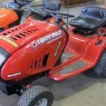 Troy Bilt lawn tractor online auction