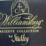 Stickley Williamsburg Reserve