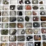 Semi precoious stones online auction